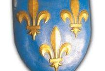 Héraldie, Armoiries et Blasons / Histoire d'Armoiries, Blasons et d'héraldie