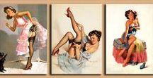 Moda Anos 50 / Modas nos anos 50