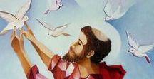 Franciscus van Assisi / Afbeeldingen van de heilige Franciscus