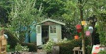 Tuin-ideeën / Mooie tuinfoto's en leuke en/of handige tuin-ideeën