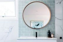 Bathrooms / Bathrooms don't have to be boring! Get inspired...