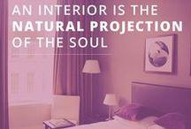 Interior Design Quotes / Quotes to inspire your inner interior designer!