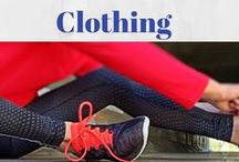 Fitness Clothing / I believe that Fitness clothing should be breathable, flexible and let you look and feel your best. Here is my collection of the best fitness clothing around, peruse and enjoy!