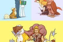 Heróis da Marvel e seus Pokémons / Marvel Pokémon