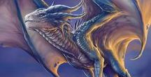 Amazing Dragons (Ôhymásh Khráoga'h) / Welcome to my favorite creatures of all creatures