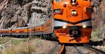 Trains , Wheels and Railroads