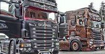 Trucks and Wheels