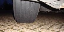 Truck & Bus Wheels & Tyres / mainly front wheels