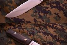 Knives, Swords & Blades / Knives, swords, axes, hatches and tomahawks. All kinds of bladed weapons and tools.  #knives #swords #axes #weapons #survival