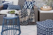 Outdoor Spaces {Home}