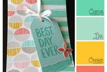 Stampin' Up! / I love what I do, and share what I love... anything Stampin' Up! / by Julie Davidse