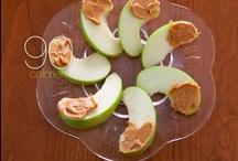 Snacks / #recipes #snacks #eat / by Sara Vaughn