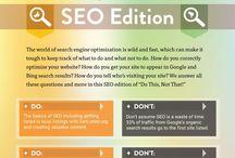 SEO / SEM Infographics