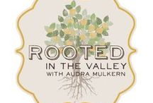 ROOTED in the VALLEY  / Follow along as I tour farms, farmers markets and local food producers in Western Washington   ~                                                    http://www.facebook.com/RootedInTheValley