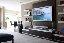 Family Room / by Courtney Morgan