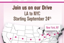 #HerHighway Drive for Breast Cancer Awareness
