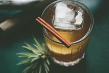 mixology / Cocktails + Mocktails