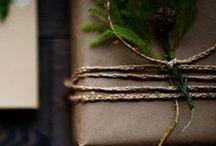 a {HANDMADE} holiday / Keep it local, keep it handmade.  Christmas, Winter Solstice, Hanukkah, and more