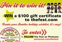 My Beatles Wishlist / by The Fest For Beatles Fans