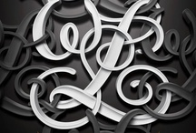 Lettering Typography Logos