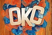 Oklahoma City Thunder Basketball........:) / by Kaila Williams