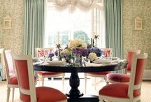 Dining Rooms {Home}
