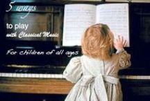 Music Lessons / by Sara Vaughn