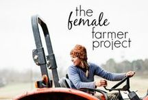 female farmer project / A social documentary & photography project that documents the rise of women in farming and their impact on our food systems. Follow along as we share the female face of farming and their stories. #femalefarmerproject #femalefarmer #womanfarmer #womeninag