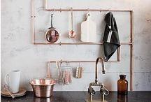 Küche einrichten / Ideen zum Einrichten einer Küche   |   Auf designhaus no.9 Interiorblog findest du Tipps und Ideen zum Einrichten und Wohnen. Die Themen sind Living, Lifestyle & Wohnen mit Hund. Mit Interior und Design Ideen für Wohnzimmer, Schlafzimmer, Küche, Flur und Badezimmer.
