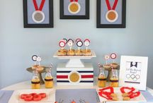 Olympics Party Ideas {Kids Parties}