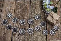 a handmade {FATHER'S} day