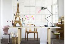 Büro einrichten / Ideen zum Einrichten eines Büro   |   Auf designhaus no.9 Interiorblog findest du Tipps und Ideen zum Einrichten und Wohnen. Die Themen sind Living, Lifestyle & Wohnen mit Hund. Mit Interior und Design Ideen für Wohnzimmer, Schlafzimmer, Küche, Flur und Badezimmer.