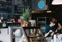 Ideal coffee shop