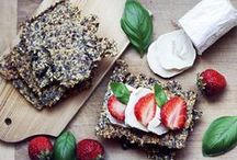 Breads & crackers / gluten-free, dairy-free, refined sugar-free recipes