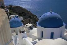 GREECE ... PARADISIAC.... / by Michele Delville