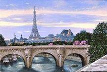 Париж...моя любовь...