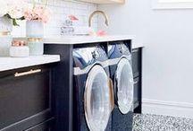 Dream Home: Laundry Room & Closet