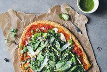 Pizza, flatbread & wraps