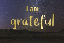 Things I am Grateful For..