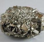 Bewerkte edelstenen en mineralen