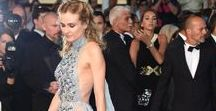 On the Red Carpet / Fabulous celebrity looks for those days you want a little glam.