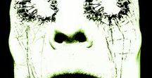 """,,Beksiński - Inspiracje"""" Montaże cyfrowe (digital art)"""