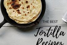 Tortilla recipes (on the blog) / The best tortilla recipe ideas from thetortillachannel.com food blog. Showing mostly healthy tortilla recipe ideas and more. Sharing recipes from around the world and helping you become a creative cook. Breakfast, lunch, diner, snacks and sweet recipes you can find it here. From easy tortilla to flatbread, from taco to burrito, from fajita to tostada from pancake to cupcake, from tortilla pizza to tortilla soup.  Tortilla soup | tortilla roll ups | tortilla recipe | tortilla | tortilla pizza |
