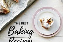 Sweet and savory Baking recipes / Showing you the best sweet baking recipes like muffins, cupcakes, pie, bundt, cake, beignets but also bread recipes, sweet bread, no knead bread, breakfast muffins  from around the web