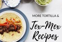 Tortillas, tex-mex and more / The best Tortilla, Tex-Mexican, taco, enchilada, tostada, burrito, fajitas, chili and other Mexican recipes from around the web. For easy Tortilla or tex-mex recipes check this board. tex mex recipes | tex mex salad | tex mex casserole | tex mex pasta salad | tex mex recipes authentic