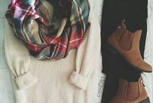 Winter Wear / Fall and Winter Fashion