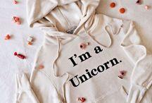 U N I C O R N S / anything unicorn related
