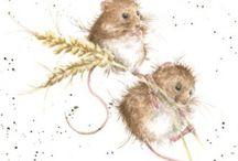 Animal Drawings / Cute animal drawings