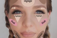 Beauty Tips / Tips and tricks to help with makeup and beauty
