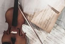 Music / Music - The violin, the piano and humor and everything!